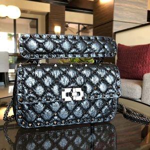 Valentino Rockstud Spike Small Bag